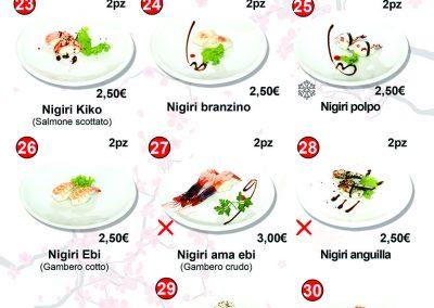 Menù Miku Sushi- 05